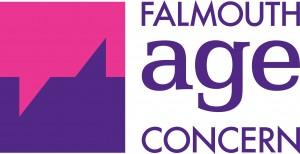Falmouth Age Concern Word RGB Logo